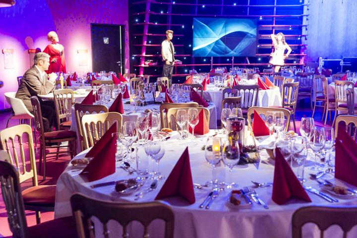Gala Dinner im Hollywoodraum